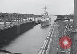 Image of Franklin Roosevelt Cristobal Canal Zone, 1934, second 10 stock footage video 65675029845