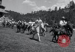 Image of American buffalo round-up South Dakota United States, 1934, second 5 stock footage video 65675029846