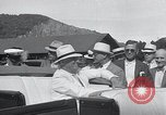 Image of Franklin Roosevelt Balboa Canal Zone, 1934, second 9 stock footage video 65675029850