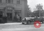 Image of 1930s bank robbery Buffalo New York USA, 1934, second 2 stock footage video 65675029854