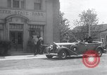 Image of 1930s bank robbery Buffalo New York USA, 1934, second 6 stock footage video 65675029854