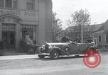 Image of bank robbery Buffalo New York USA, 1934, second 7 stock footage video 65675029854