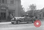 Image of 1930s bank robbery Buffalo New York USA, 1934, second 8 stock footage video 65675029854