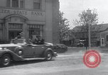 Image of bank robbery Buffalo New York USA, 1934, second 9 stock footage video 65675029854
