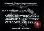 Image of West Coast Strike San Francisco California USA, 1934, second 4 stock footage video 65675029857