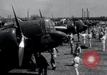 Image of American bomber squadron Washington DC USA, 1934, second 2 stock footage video 65675029861