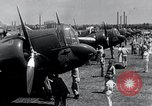 Image of American bomber squadron Washington DC USA, 1934, second 3 stock footage video 65675029861