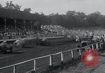 Image of dirt track car race Hohokus New Jersey USA, 1934, second 12 stock footage video 65675029862