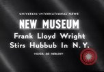 Image of Guggenheim Museum New York United States USA, 1959, second 2 stock footage video 65675029872