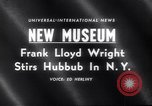 Image of Guggenheim Museum New York United States USA, 1959, second 3 stock footage video 65675029872