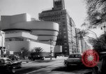 Image of Guggenheim Museum New York United States USA, 1959, second 9 stock footage video 65675029872