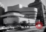 Image of Guggenheim Museum New York United States USA, 1959, second 10 stock footage video 65675029872