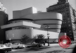 Image of Guggenheim Museum New York United States USA, 1959, second 11 stock footage video 65675029872