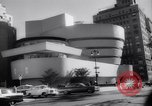 Image of Guggenheim Museum New York United States USA, 1959, second 12 stock footage video 65675029872