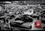 Image of Earls Court Motor Show London England, 1959, second 6 stock footage video 65675029873