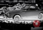 Image of Earls Court Motor Show London England, 1959, second 10 stock footage video 65675029873