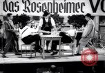Image of finger-wrestling match Bavaria Germany, 1959, second 8 stock footage video 65675029875