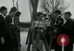 Image of water ski-jumping Florida United States USA, 1948, second 10 stock footage video 65675029888