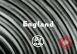 Image of Harry S Truman Oxford England United Kingdom, 1956, second 5 stock footage video 65675029891
