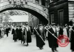 Image of Harry S Truman Oxford England United Kingdom, 1956, second 7 stock footage video 65675029891