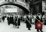 Image of Harry S Truman Oxford England United Kingdom, 1956, second 8 stock footage video 65675029891