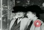 Image of Harry S Truman Oxford England United Kingdom, 1956, second 10 stock footage video 65675029891