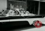 Image of designer outfits Long Island New York USA, 1956, second 9 stock footage video 65675029893
