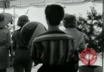 Image of designer outfits Long Island New York USA, 1956, second 10 stock footage video 65675029893