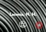 Image of National Motorcycle Championship Loconia New Hampshire USA, 1956, second 2 stock footage video 65675029896