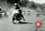 Image of National Motorcycle Championship Loconia New Hampshire USA, 1956, second 5 stock footage video 65675029896
