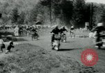 Image of National Motorcycle Championship Loconia New Hampshire USA, 1956, second 7 stock footage video 65675029896