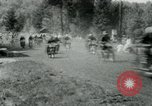 Image of National Motorcycle Championship Loconia New Hampshire USA, 1956, second 9 stock footage video 65675029896
