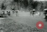 Image of National Motorcycle Championship Loconia New Hampshire USA, 1956, second 10 stock footage video 65675029896