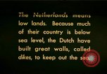 Image of farmlands Netherlands, 1940, second 1 stock footage video 65675029903