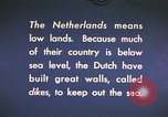 Image of farmlands Netherlands, 1940, second 2 stock footage video 65675029903