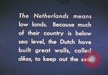 Image of farmlands Netherlands, 1940, second 4 stock footage video 65675029903