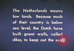 Image of farmlands Netherlands, 1940, second 7 stock footage video 65675029903