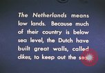 Image of farmlands Netherlands, 1940, second 8 stock footage video 65675029903