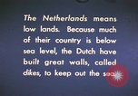 Image of farmlands Netherlands, 1940, second 9 stock footage video 65675029903