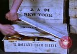 Image of cheese and tulip bulbs Netherlands, 1940, second 7 stock footage video 65675029904