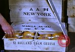 Image of cheese and tulip bulbs Netherlands, 1940, second 11 stock footage video 65675029904