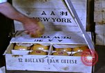 Image of cheese and tulip bulbs Netherlands, 1940, second 12 stock footage video 65675029904