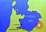 Image of Zuider Zee inlet Netherlands, 1952, second 11 stock footage video 65675029905