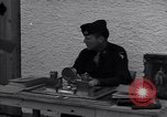 Image of Captain Harry Anderson reviews Nazi Goring's stolen art Berchtesgaden Germany, 1945, second 2 stock footage video 65675029910
