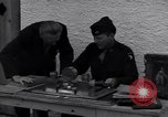 Image of Captain Harry Anderson reviews Nazi Goring's stolen art Berchtesgaden Germany, 1945, second 5 stock footage video 65675029910