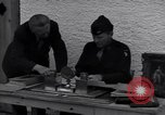 Image of Captain Harry Anderson reviews Nazi Goring's stolen art Berchtesgaden Germany, 1945, second 9 stock footage video 65675029910