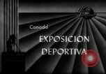 Image of Canadian National Sportsmen Show Toronto Ontario Canada, 1965, second 2 stock footage video 65675029930