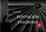 Image of Canadian National Sportsmen Show Toronto Ontario Canada, 1965, second 3 stock footage video 65675029930