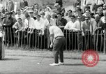 Image of Roberto De Vicenz wins British Open Golf Tournament Hoylake England, 1967, second 4 stock footage video 65675029939