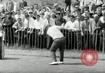 Image of Roberto De Vicenz wins British Open Golf Tournament Hoylake England, 1967, second 6 stock footage video 65675029939